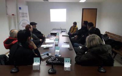 Prezentacije Porodične grupne konferencije održane u Bosanskom Grahovu i Drvaru