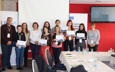 Održana obuka za zagovaranje protiv diskriminacije