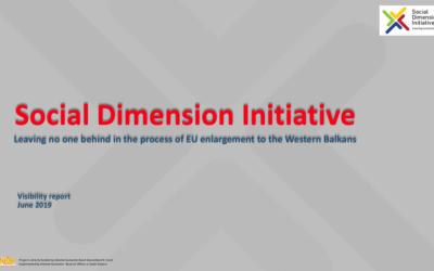 Inicijativa za socijalnu dimenziju: Visibility report