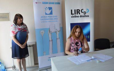 Potpisan protokol sa SOS Dječija sela BiH