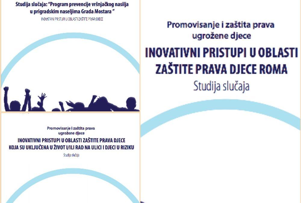 Razvijene studije slučaja koje prikazuju inovativna i održiva rješenja