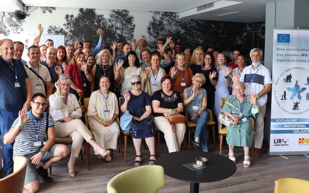 Socijalnu akademiju uspješno završilo 56 učesnika