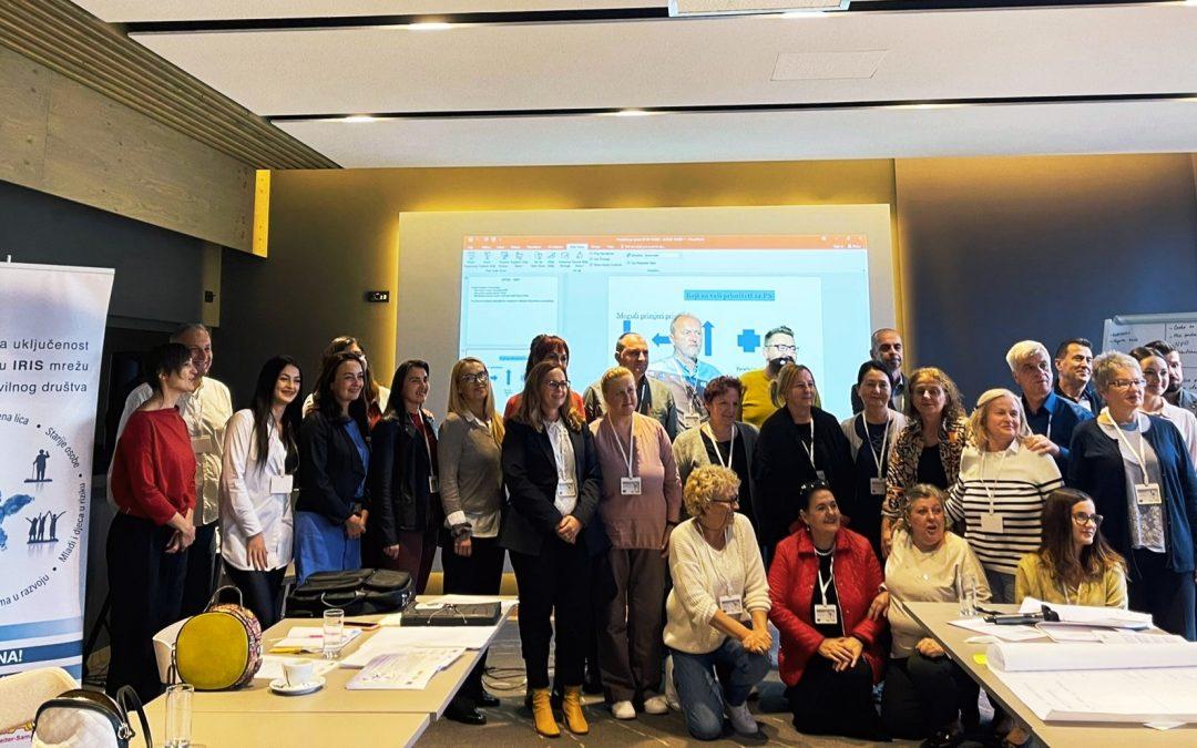 Održan trening za efikasan menadžment organizacija civilnog društva